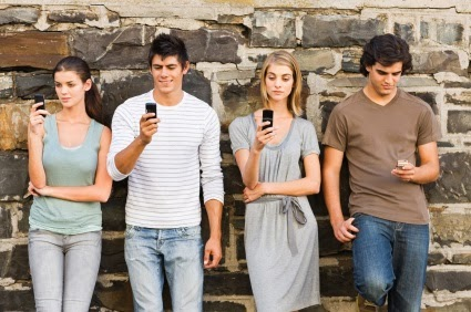 Put down your phone- stop telling people they don't matter!