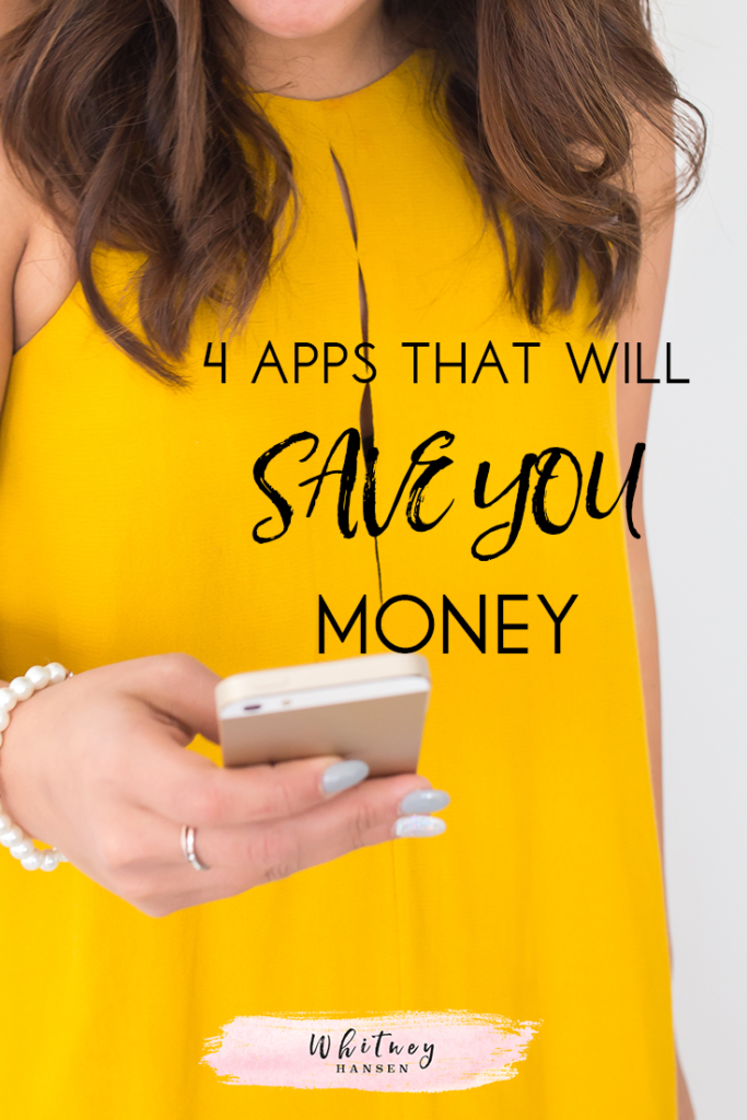 4 Apps That Will Save You Money