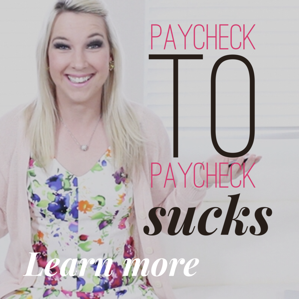 Paycheck to paycheck sucks: 3 reasons you are broke