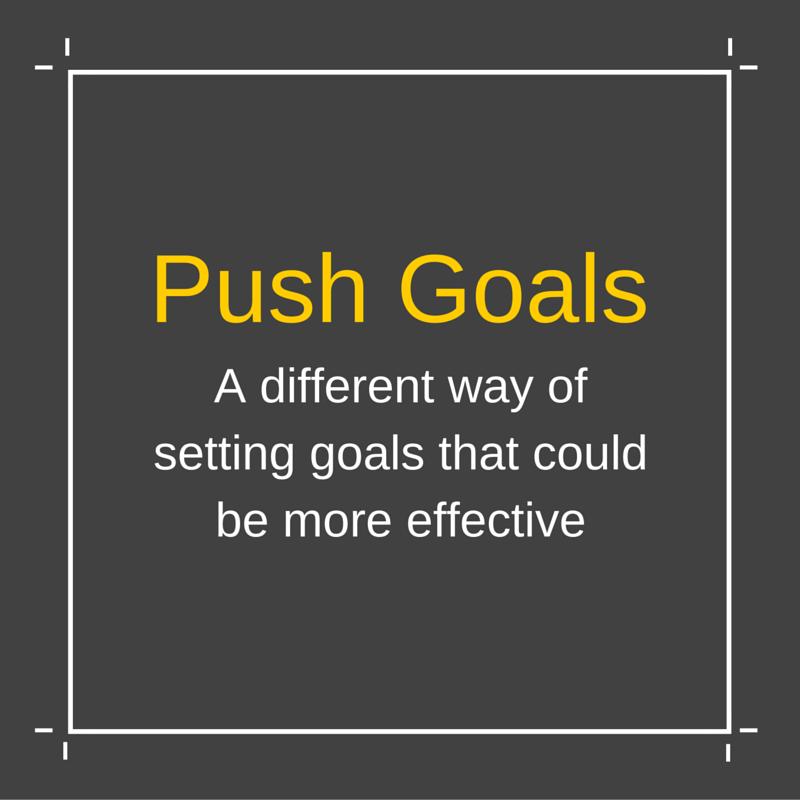 Push Goals