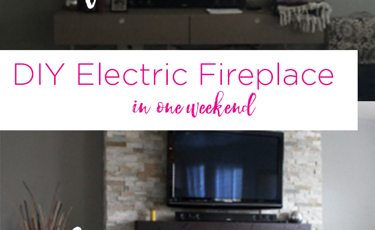Diy how to build a fireplace in one weekend whitney hansen diy how to build a fireplace in one weekend solutioingenieria