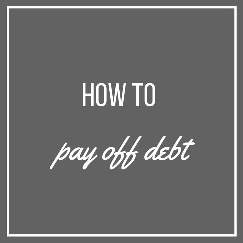 #RealTalk: How to destroy debt