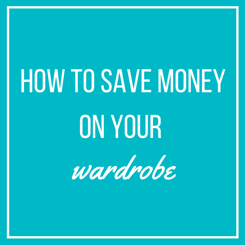 Guest Post: How to save on your wardrobe