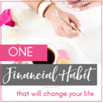 Science Says This Is The One Financial Habit That Will Actually Change Your Life