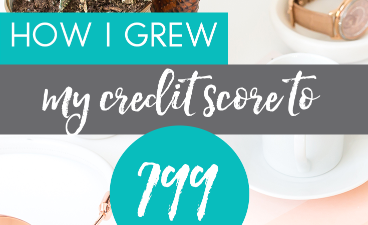 How I built my credit score to 799 and I don't use credit cards