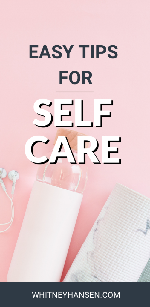 The best tips for self care that help you feel more connected and fulfilled in life.