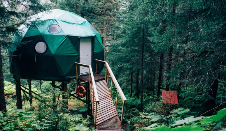 The Lessons I Learned While Setting Up A Geodome Airbnb Glamp Site Part 1